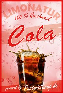 Postmix Cola