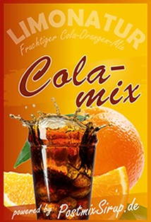 Postmix Cola-Mix